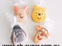 Winnie Pooh Cookies