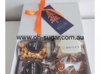 Brick Xmas Dessert Box
